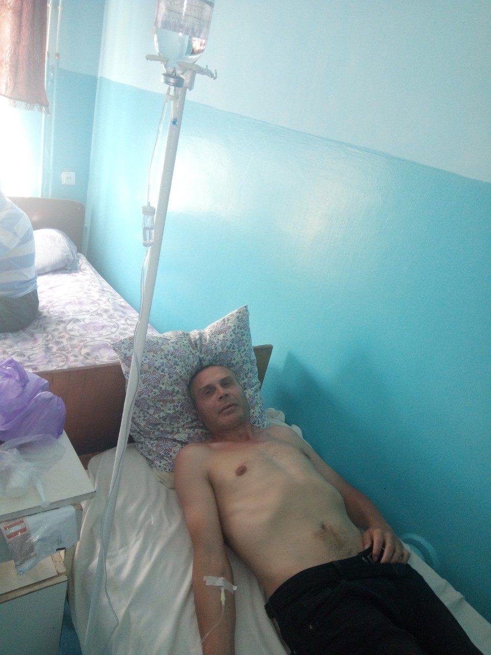 Второй инсульт в 47 лет — поможем Алексею подняться!