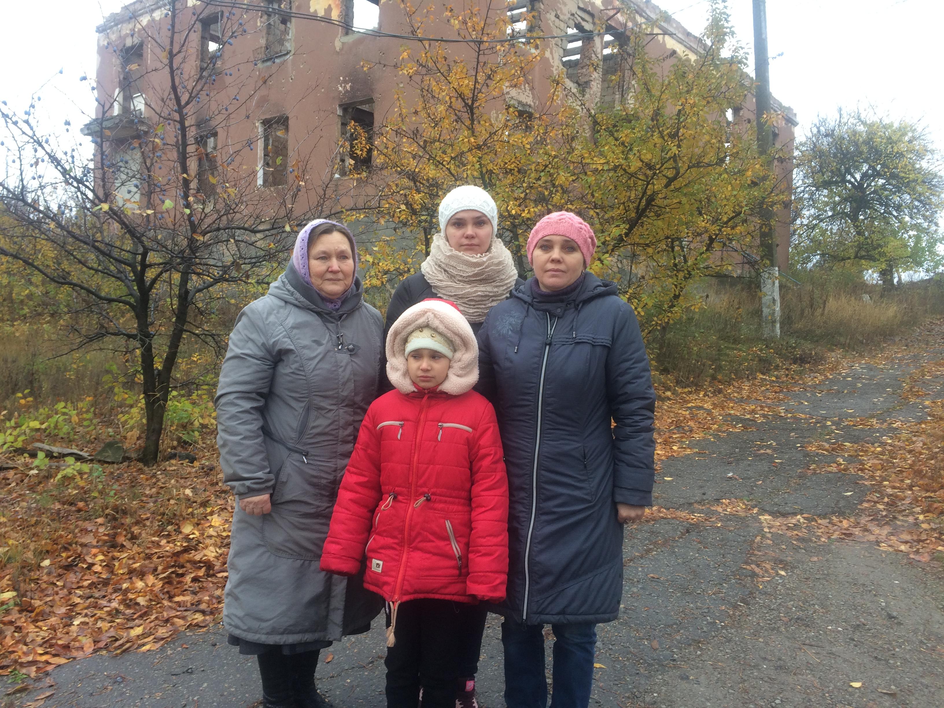 Бездомность отменяется. История одной семёновской семьи. Видео