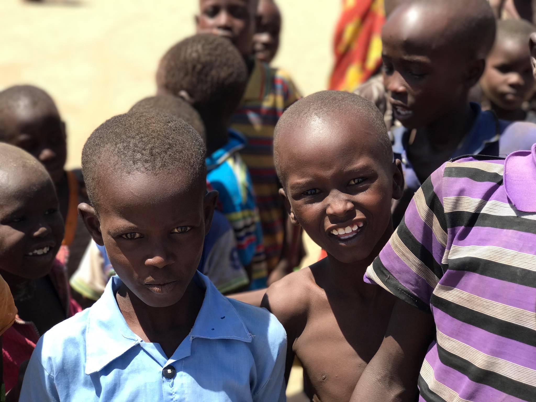 Пётр Дудник подробно о миссии в Африке