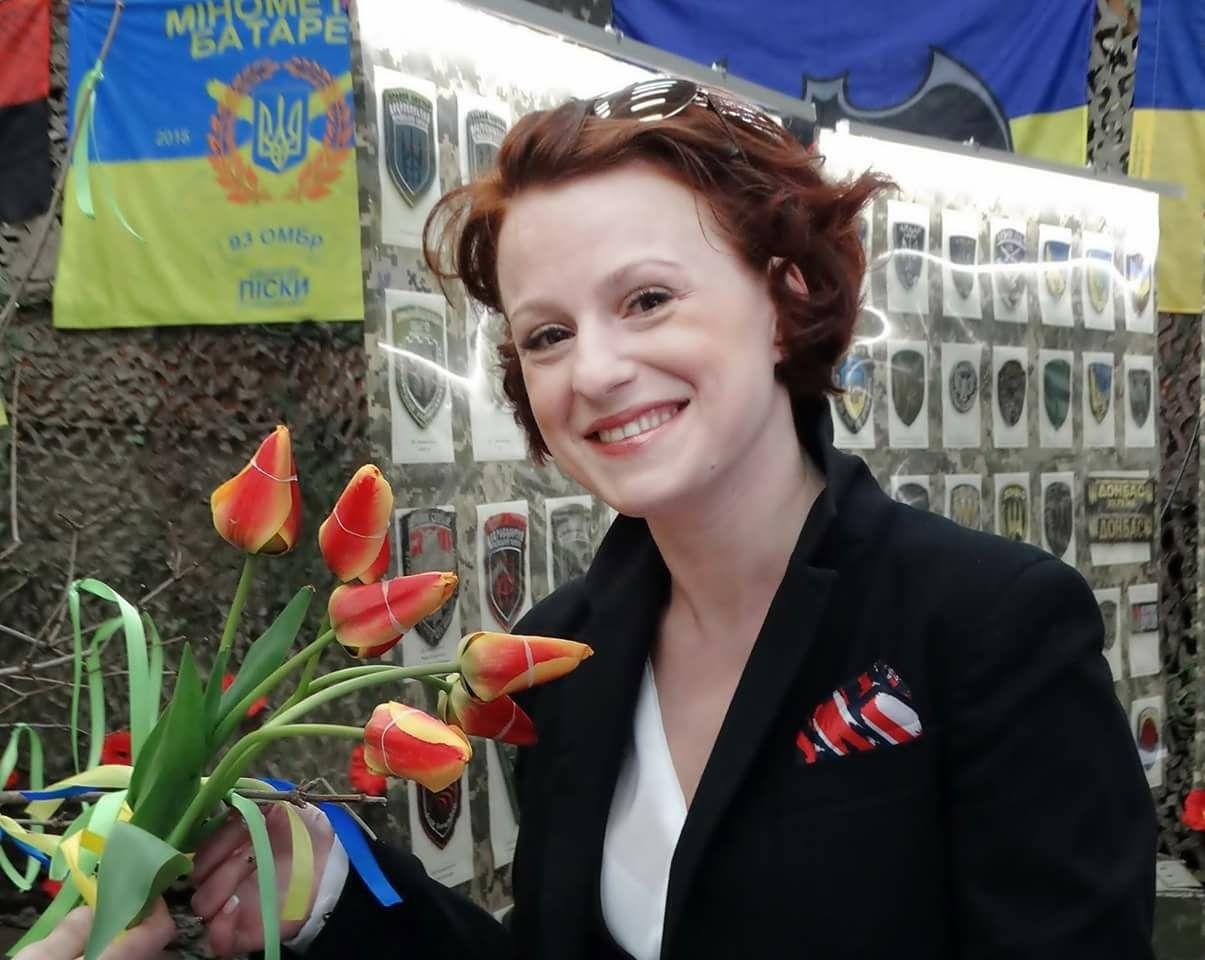 Патриотка и волонтёр Анна Яценко срочно нуждается в лечении!