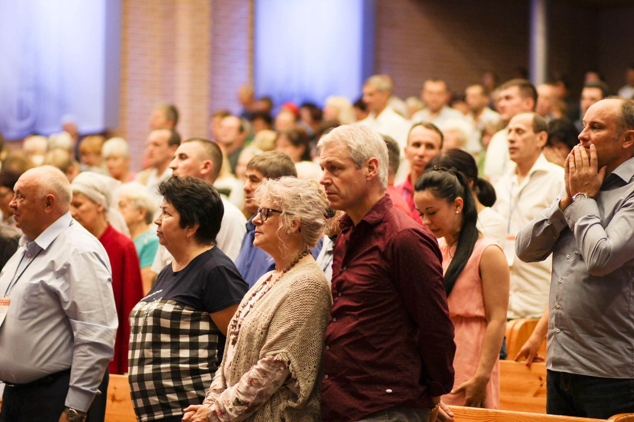 Состоялась миссионерская конференция в Славянске!